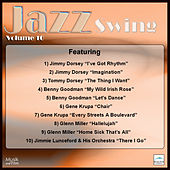 Jazz Swing, Vol. 10 de Various Artists