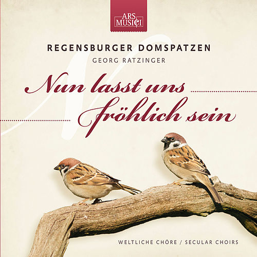 Nun lasst uns froehlich sein by Various Artists