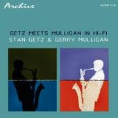 Getz Meets Mulligan In Hi-Fi - EP by Stan Getz