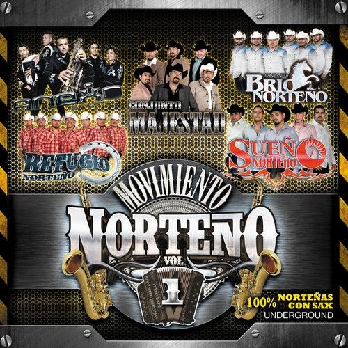 Movimiento Norteño Vol. 1 by Various Artists