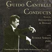 Guido Cantelli Conducts Beethoven and Mozart (1953-1954) von Various Artists