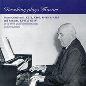 Gieseking plays Mozart (1944-1955) von Walter Gieseking
