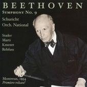 Beethoven: Symphony No. 9 (1954) by Maria Stader