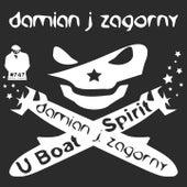 U Boat Spirit von Damian J Zagorny
