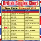 British Singles Chart - Week Ending 5 August 1955 by Various Artists