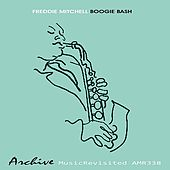 Boogie Bash by Freddie Mitchell