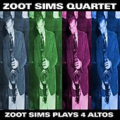 Zoot Sims Plays 4 Altos by Zoot Sims
