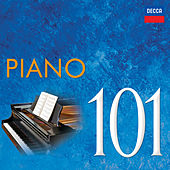 101 Piano de Various Artists