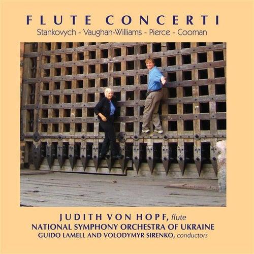 Flute Concerti by Judith von Hopf
