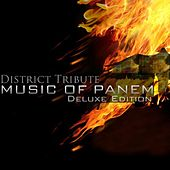 Music of Panem (Deluxe Edition) by Sam Cushion