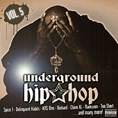 Underground Hip Hop Vol. 5 von Various Artists