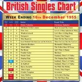 British Singles Chart - Week Ending 16 December 1955 de Various Artists