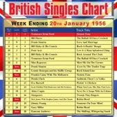 British Singles Chart - Week Ending 20 January 1956 de Various Artists