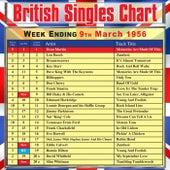 British Singles Chart - Week Ending 9 March 1956 de Various Artists