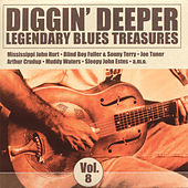 Diggin' Deeper Volume 8 by Various Artists