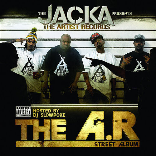 The Jacka Presents The Artist Records: The A.R. Street Album by Various Artists