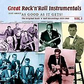 Great Rock 'n' Roll Instrumentals, Vol. 3 by Various Artists