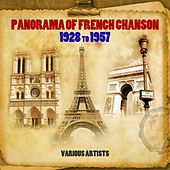 Panorama Of French Chanson 1928 To 1957 von Various Artists
