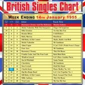 British Singles Chart - Week Ending 14 January 1955 de Various Artists