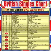 British Singles Chart - Week Ending 27 April 1956 de Various Artists
