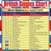 British Singles Chart - Week Ending 6 April 1956 de Various Artists