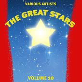 Various Artists - The Great Stars Volume 10 by Various Artists
