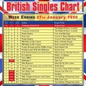 British Singles Chart - Week Ending 27 January 1956 de Various Artists