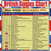 British Singles Chart - Week Ending 16 January 1959 by Various Artists