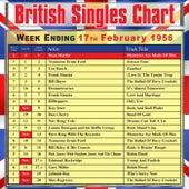 British Singles Chart - Week Ending 17 February 1956 de Various Artists