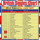 British Singles Chart - Week Ending 3 June 1955 de Various Artists