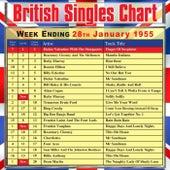British Singles Chart - Week Ending 28 January 1955 de Various Artists