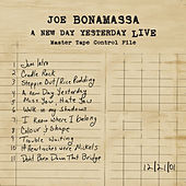 A New Day Yesterday Live de Joe Bonamassa