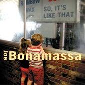 So It's Like That von Joe Bonamassa