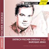 Dietrich Fischer-Dieskau sings Baroque Arias (1952-1954) von Dietrich Fischer-Dieskau
