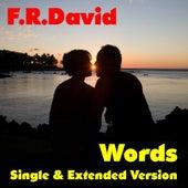 Words by F. R. David