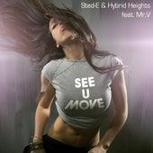 See U Move - Remixes Pt. 2 (feat. Mr. V) de Sted-E