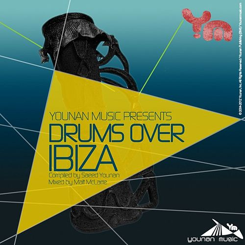 Drums Over Ibiza Mixed by Matt McLarrie by Various Artists