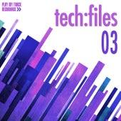 Tech:Files 03 von Various Artists