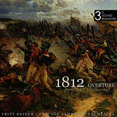 Tchaikovsky: 1812 Overture de Fritz Reiner