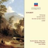 Schubert: Partsongs - Lieder von Suzanne Danco