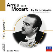 Arrau spielt Mozart (ELO) von Claudio Arrau