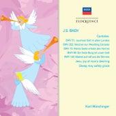 BACH: Cantatas BWV 10, 51, 80, 140, 202 by Karl Münchinger