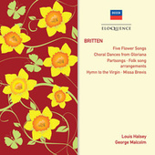 Britten: Partsongs; Hymn To The Virgin; Missa Brevis de The Elizabethan Singers
