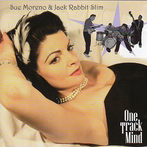 One Track Mind by Sue Moreno