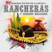 Las 100 Mejores Rancheras y Corridos Mexicanos van Various Artists