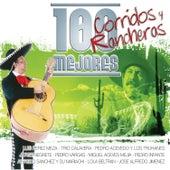Los 100 Mejores Corridos Y Rancheras van Various Artists