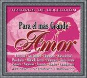 Tesoros De Colección - Para el más Grande Amor de Various Artists