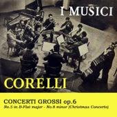 Corelli: Concerti Grossi, Op. 6 by I Musici