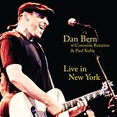 Live in New York by Dan Bern