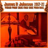 James P. Johnson 1917 - 21 by James P. Johnson